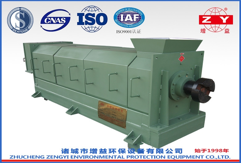 螺旋擠壓脫水機-Screw extrusion dehydrator
